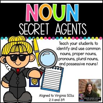 Noun Secret Agents
