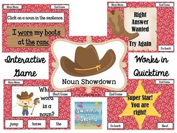 Noun Showdown Interactive Game