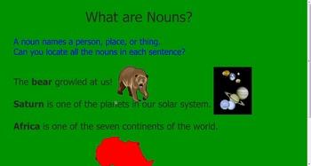 Nouns: Singular/Plural, Common/Proper, Possession