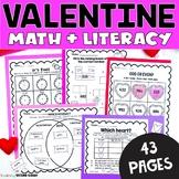Valentine's Day Activities | Valentine's Day Worksheets