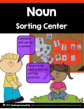 Noun Sorting