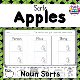 Noun Sorts: Apples