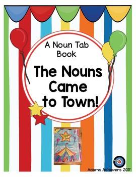 Noun Tab Book