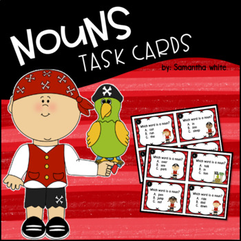 Noun Task Cards