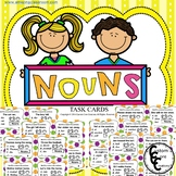 Noun Task Cards (Parts of speech)