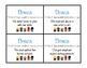 Noun Task Cards - 31