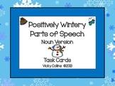 Noun Task Cards (Winter Themed)