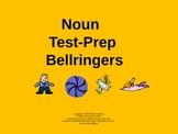 Noun Test Prep Bellringers Powerpoint