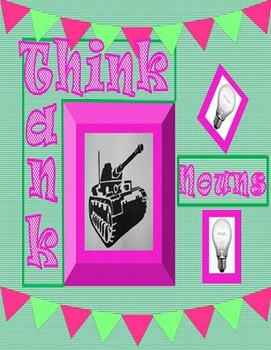 Think Tank Nouns-Grammar-Games-Extensions-Centers-Stations