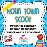 Noun Town Comprehensive Scoot Activity