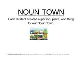 Noun Town Sign