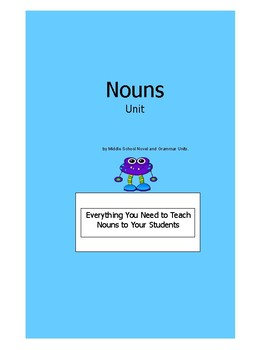 Noun Unit