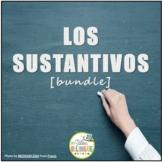 Nouns Unit in Spanish - Unidad de Sustantivos en Español