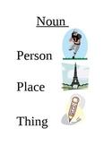 Noun, Verb, Adjective, Adverb