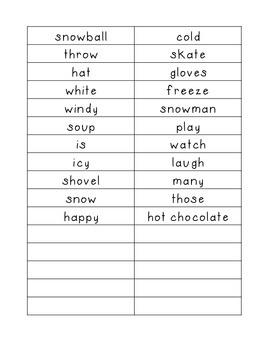 Noun, Verb, Adjective Interactive Notebook Lesson