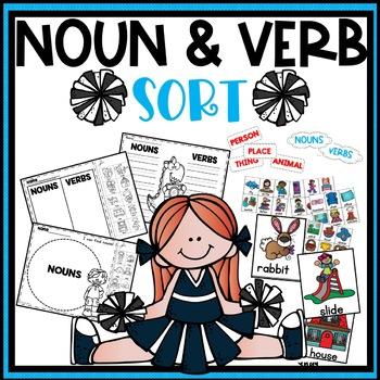 Noun and Verb Sort