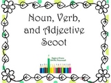 Noun, Verb, Adjective, and Adverb Scoot (UPDATED)