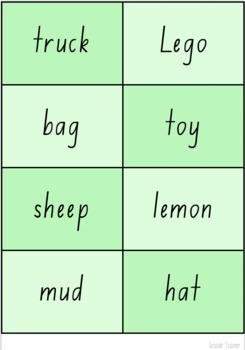 Noun, Verb and Adjective Sort