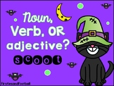 Noun, Verb, or Adjective? Scoot