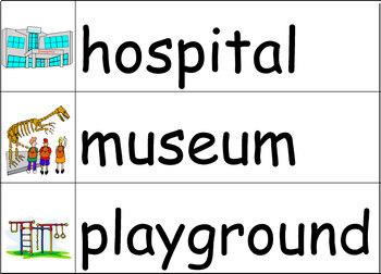 Noun Word Wall