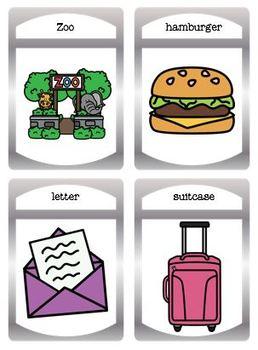 Noun Worksheets Flashcards and Matching