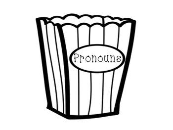 Noun and Pronoun Learning Craft