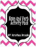 Noun and Verb Activities