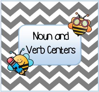 Noun and Verb Centers