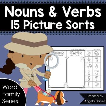 Noun and Verb Detectives