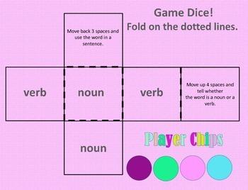 Noun and Verb Games