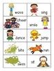 Noun and Verb Memory