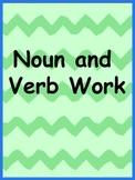 Noun and Verb Work
