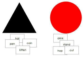 Noun and verb lesson