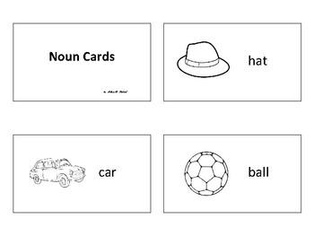 Noun cards