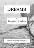 'Dreams' language analysis