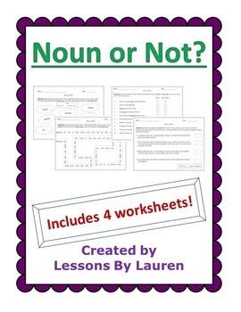 Noun or Not?