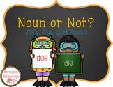 Noun or Not? Sort, Cut, and Paste