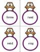 Noun or Not a Noun Cards (Owl Theme)