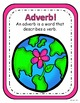 Noun or Verb? Adjective or Adverb? Earth Day Task Cards, Center Games, and More