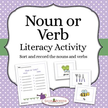 Noun or Verb