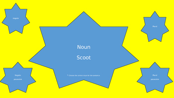 Noun scoot-taskcards
