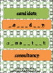 Noun to noun - creating nouns using suffix '-cy'