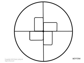 Noun/Adjective Agreement Wheel