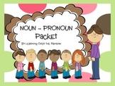 Noun/Pronoun Packet