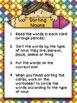 Nouns Sorting Game and Worksheets - English Version