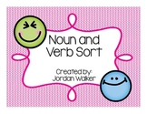 Noun/Verb Sort