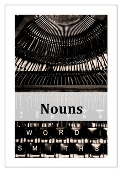 Nouns: Student Activities and Handouts + Answer Key