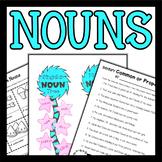 Nouns - Singular, Plural, Possessive, Collective and Irregular - NO PREP