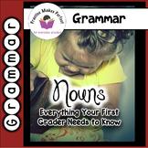 Nouns Let's Learn about Nouns