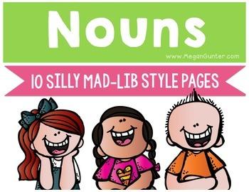 Nouns Mad Lib
